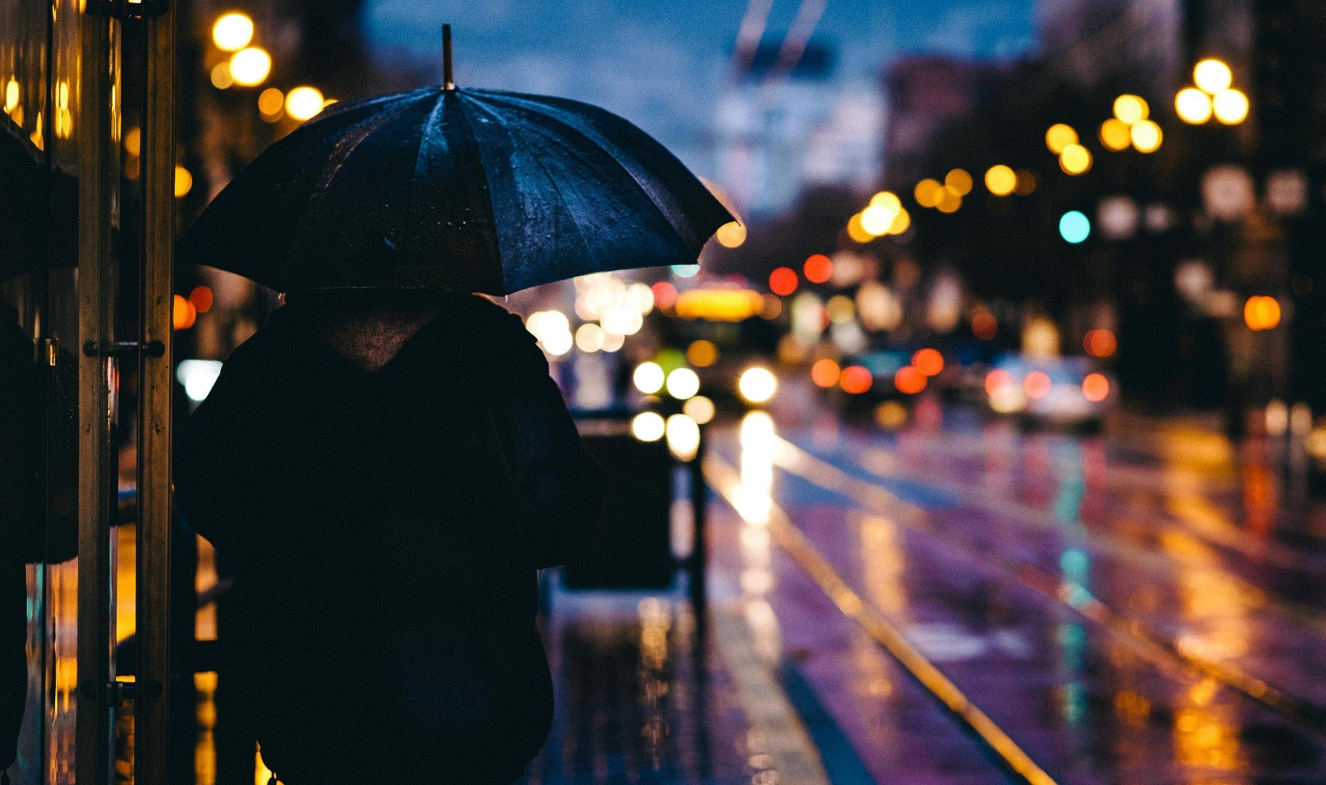 regnar i stan